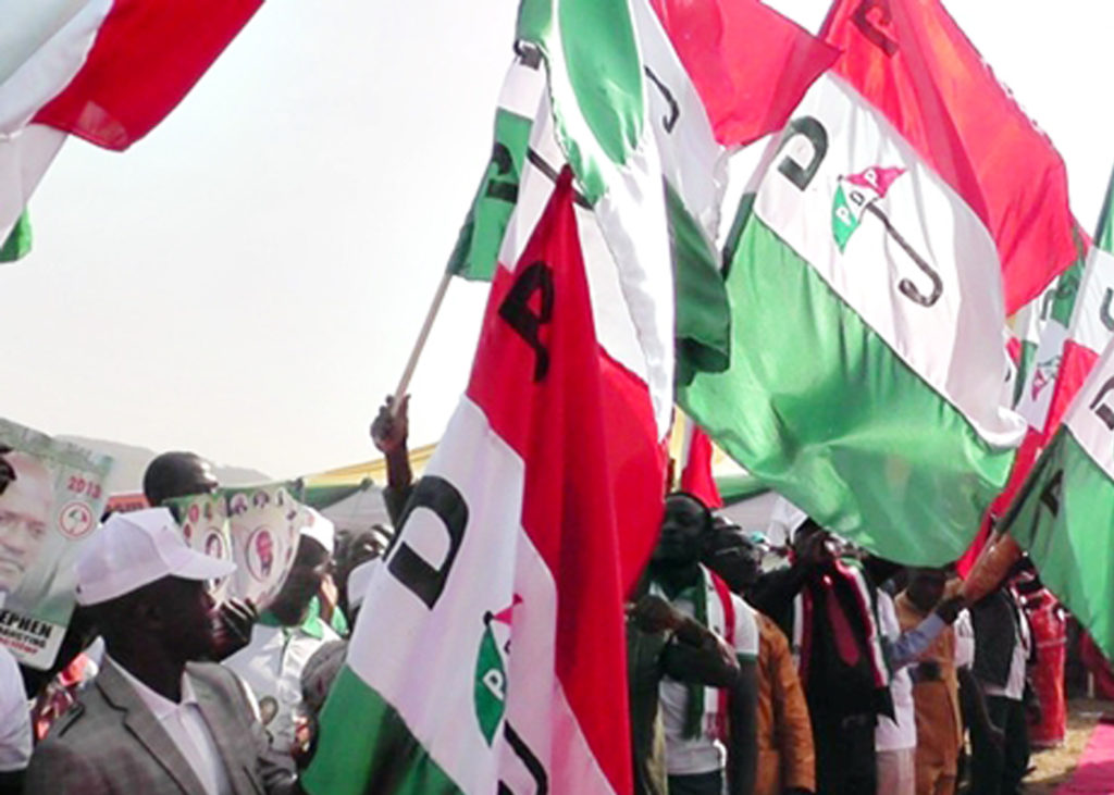 Edo PDP Soars As Party Harvest APC Members Across Etsako East/West, Ikpoba Okha, Oredo And Ovia North-east LGAs