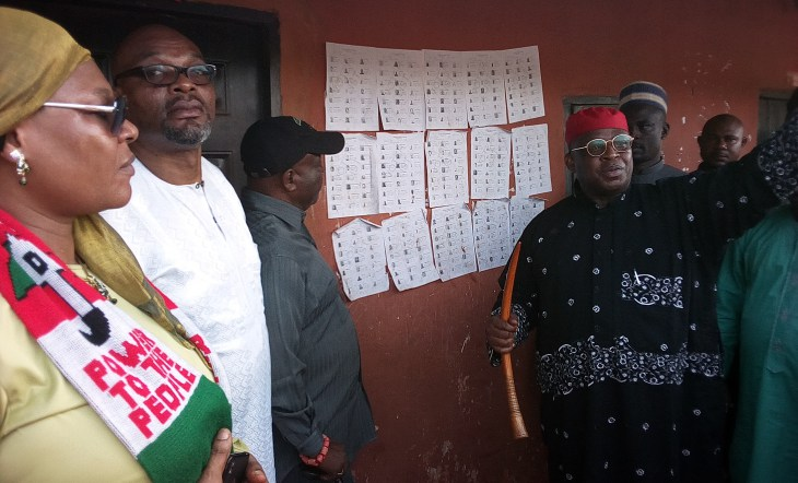 Chief Dan Orbih Says Votes Must Count Come 2019, Lead Voters to Verify INEC Register